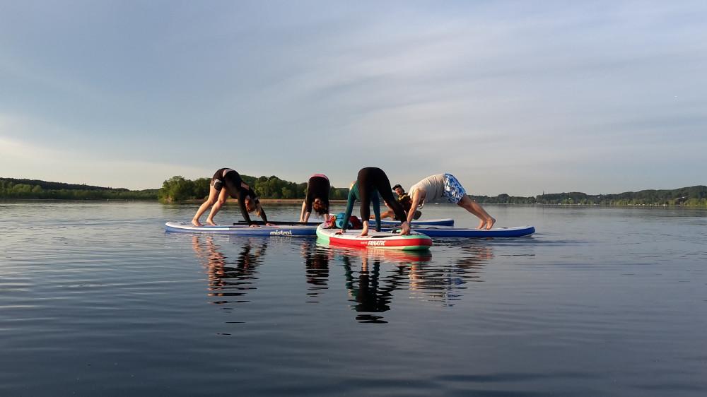 SUP-Yoga